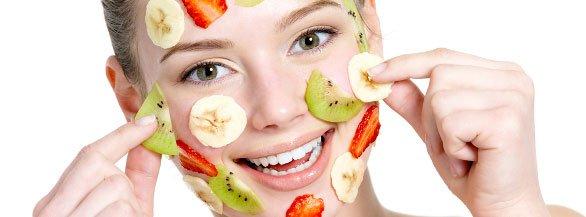 Банановая маска для сухой кожи лица