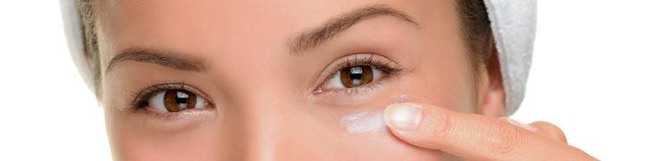 Лучшие рецепты домашних масок для кожи вокруг глаз