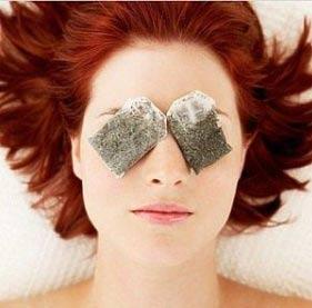 Компрессы для кожи вокруг глаз