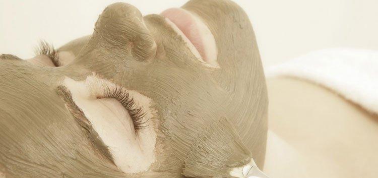 Маска для жирной кожи лица из глины