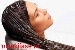 Маски для блеска волос в домашних условиях