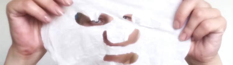 маски на основе желатина
