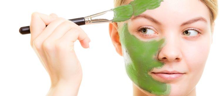 Противовоспалительные маски от прыщей