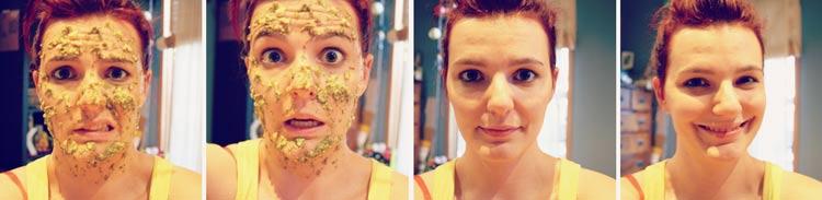 Основные типы масок для лица