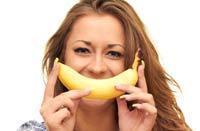 Маска из банана