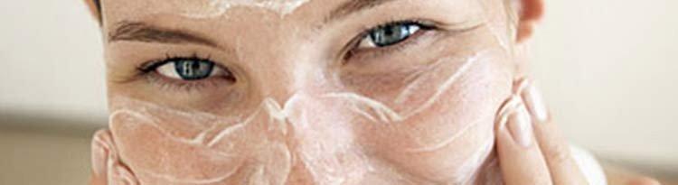 Кефирные маски