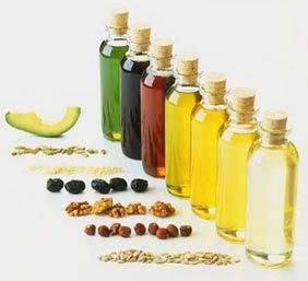 Оливковое и Льняное масло для роста волос