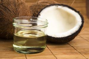 Маска для роста волос с маслом кокоса
