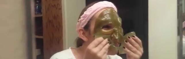 популярные маски с ламинарией