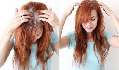 Маска для сухих и ломких волос