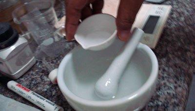 Кислотный пилинг с кальцием хлоридом