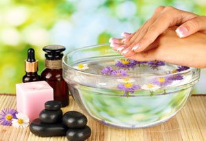 Домашние ванночки для ногтей