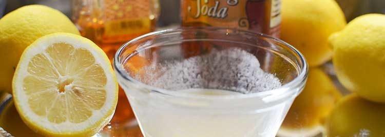 Сода для чистки лица в домашних условиях