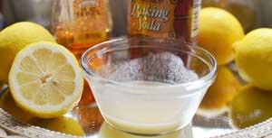 Сода для чистки лица